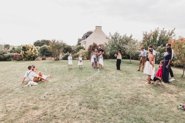 Mariage, Bretagne, cérémonie laïque, séance photo, amoureux,