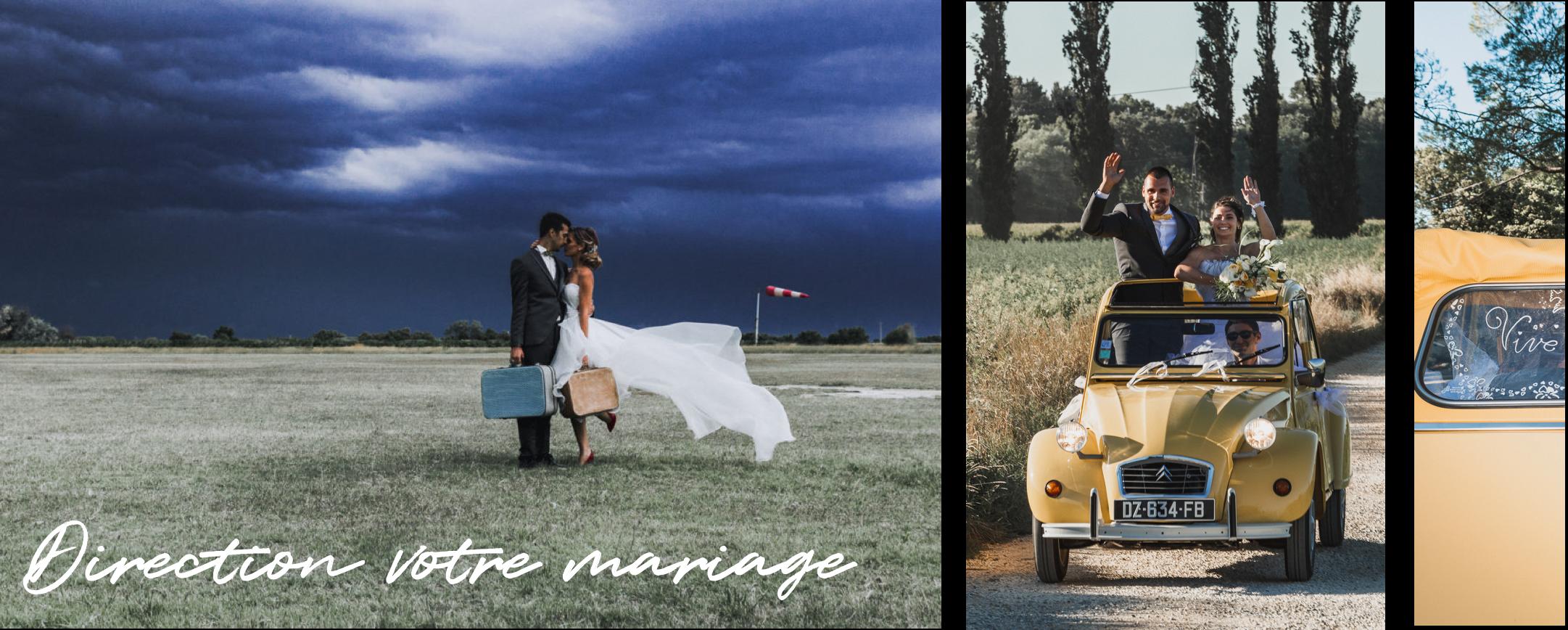 Alan laureau Photographe de mariage en Provence